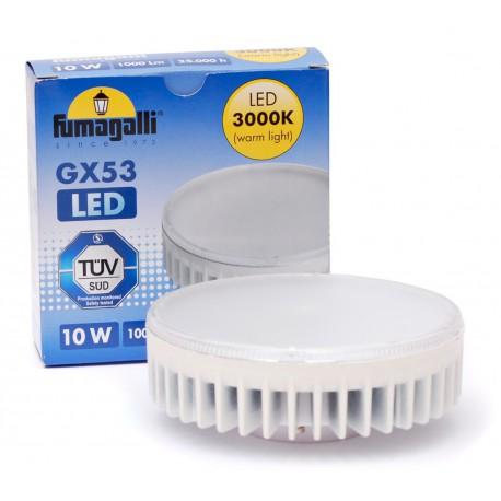 GX53 LED Lamp 10W 4000K
