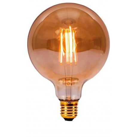 Vintage 4W LED Large Globe E27 Bulb