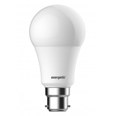 A60 Frost Dimmable 9W 806L B22