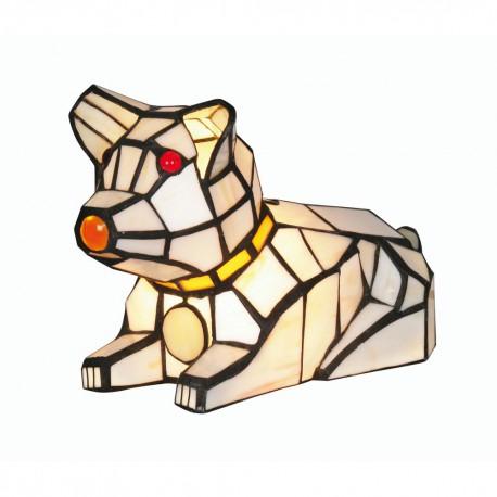 Tiffany Dog Light