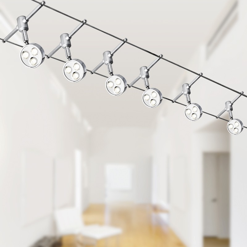 Led Cable Track Lighting Excellent