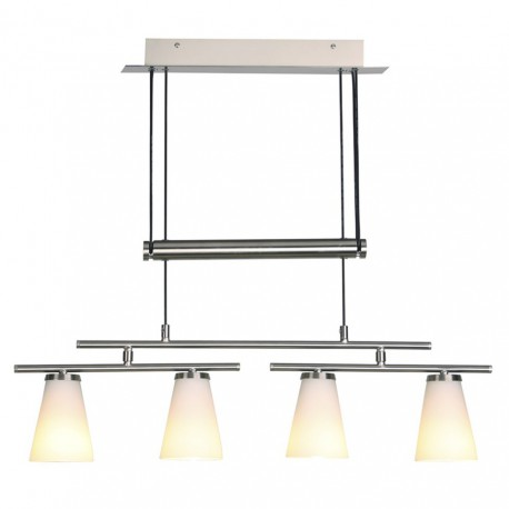 DAR Osbourne Rise & Fall 4 Light Ceiling Pendant