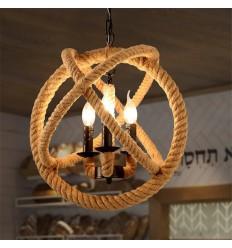 Corde Rope Pendant