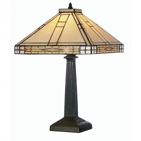 "Ophelia Tiffany 12"" Table Lamp"