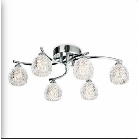 Maple 5 Light Surface Fitting