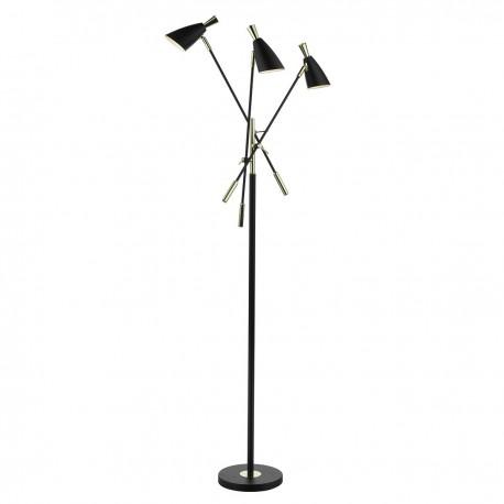 Diego 3 Light Floor Lamp