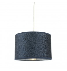 Bistro Easy Fit Navy Glitter Pendant