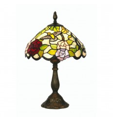 Aspen Tiffany Table Lamp 12""
