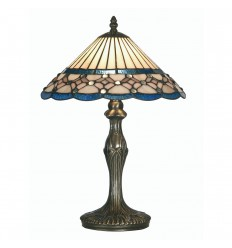 Aster Tiffany Table Lamp 16""