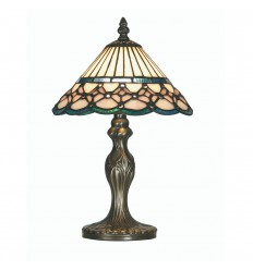 Aster Tiffany Table Lamp 8""