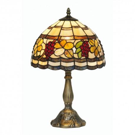 """Grapes Tiffany Table Light 12"""""""