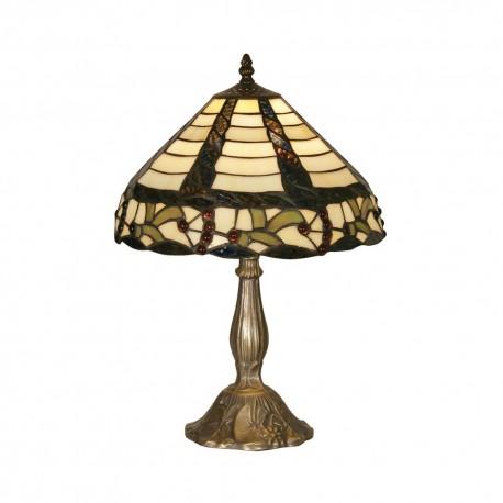 "Sawyer Tiffany Table Light 12"""