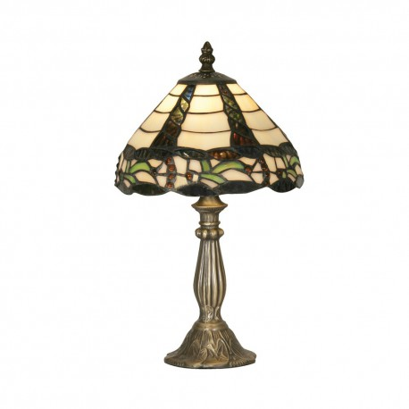 Sawyer Tiffany Table Light 8""
