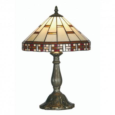 "Aremisia Tiffany Table Lamp 12"""