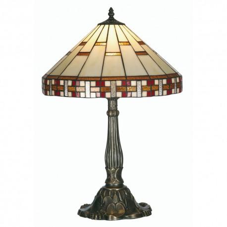 "Aremisia Tiffany Table Lamp 16"""