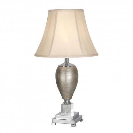 Rih Chrome Table Lamp