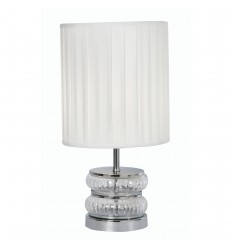 Bailey Table Lamp Chrome