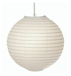 White Paper Lantern