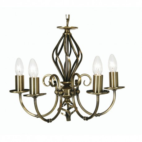 Tuscany 5 Light Pendant