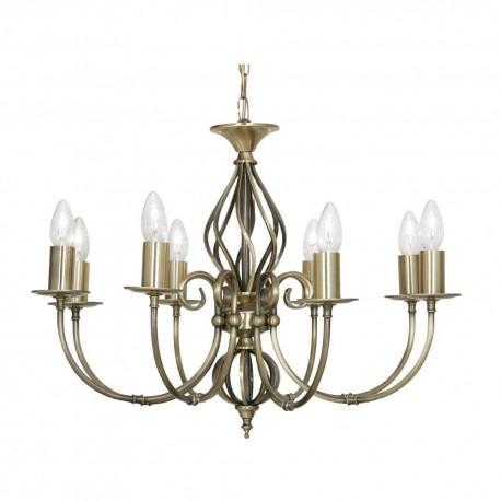 Tuscany 8 Light Pendant