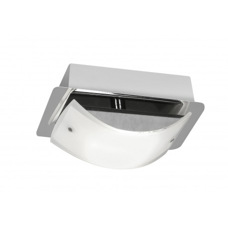Torva Chrome 1 X 4.5W Wall Light