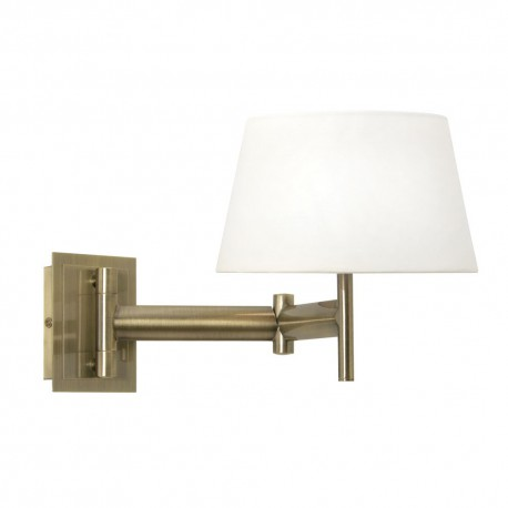 Finlay Swing Arm Wall Light