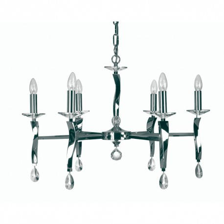 Oaks Aire 6 Light Pendant