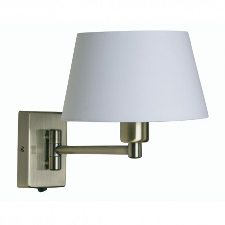Armada Single Swing Arm Wall Light