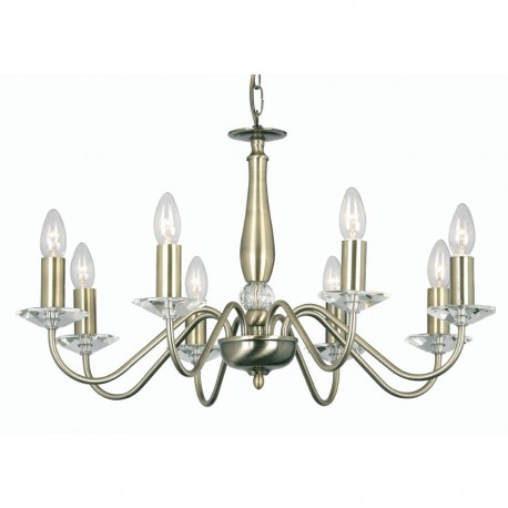 Vesta 8 Light Pendant