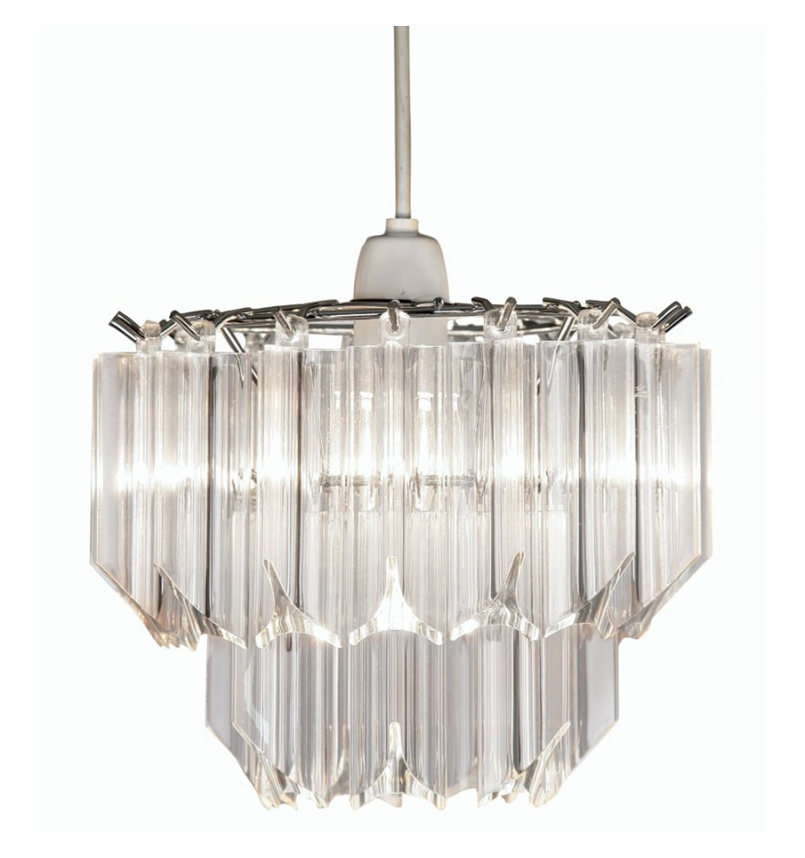 Acrylic Non Electric Clear 229 Hegarty Lighting Ltd