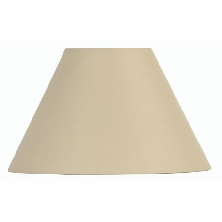 "12"" Cotton Coolie Shade"