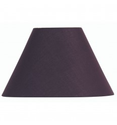 """20"""" Cotton Coolie Shade"""