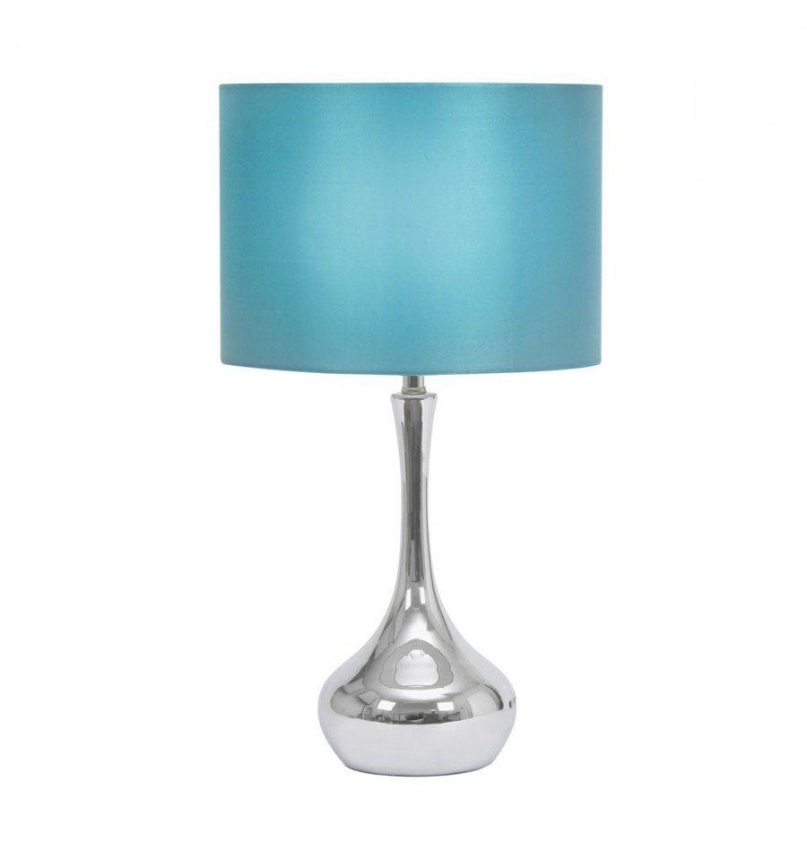 Juno chrome touch table lamp hegarty lighting ltd juno chrome touch table lamp loading zoom aloadofball Images