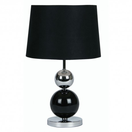 Corby chrome touch table lamp hegarty lighting ltd corby chrome touch table lamp aloadofball Gallery