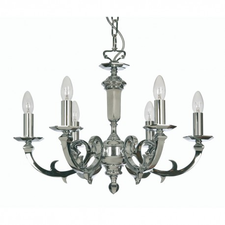 Dorchester 6 Light Pendant