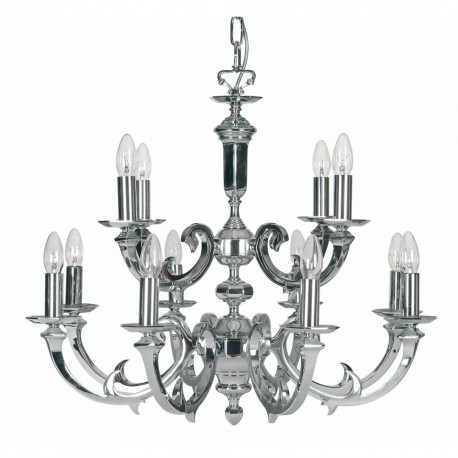 Dorchester 12 Light Pendant