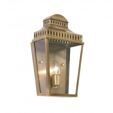 Inca Brass Wall Light