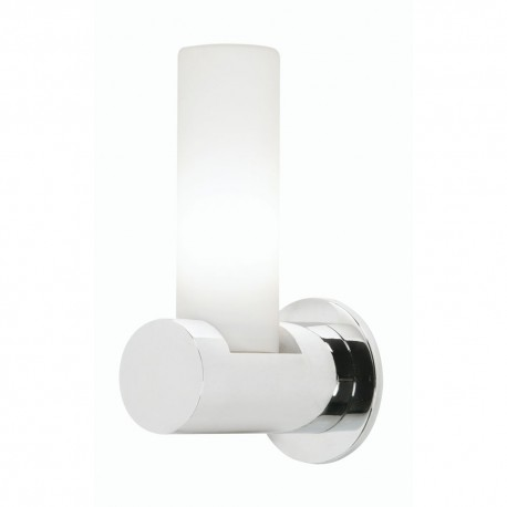 Afia Single Wall Light Chrome