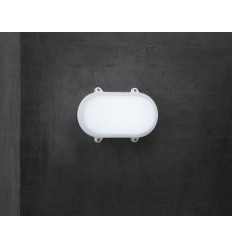 Moon Oval LED Wall Light