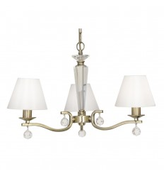 Maita Antique Brass Ceiling Light