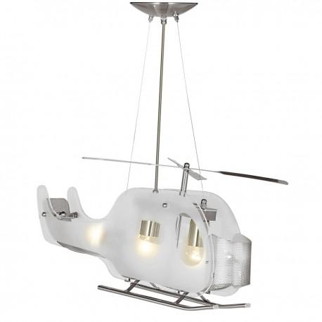 Novelty Helicopter Pendant