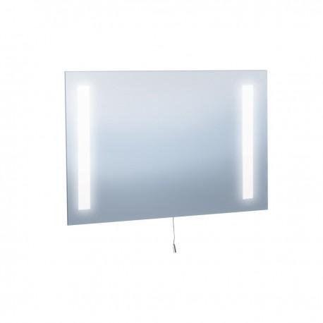 8 Light Illuminated Bathroom Mirror