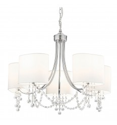Nina 5 Light Chandelier