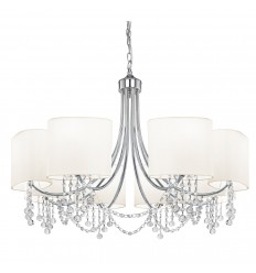 Nina 8 Light Chandelier