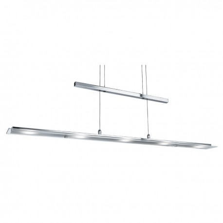 5 Light LED Bar Height Adjustable