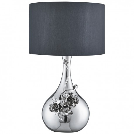 Large Flower Deco Table Lamp