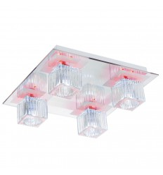 Cool Ice LED 4 Light Fitting