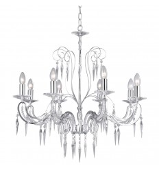 Antoinette 8 Light Fitting