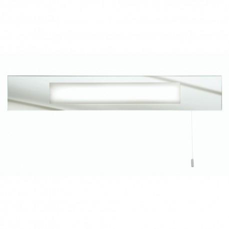 Chrome Bathroom Shaver Light