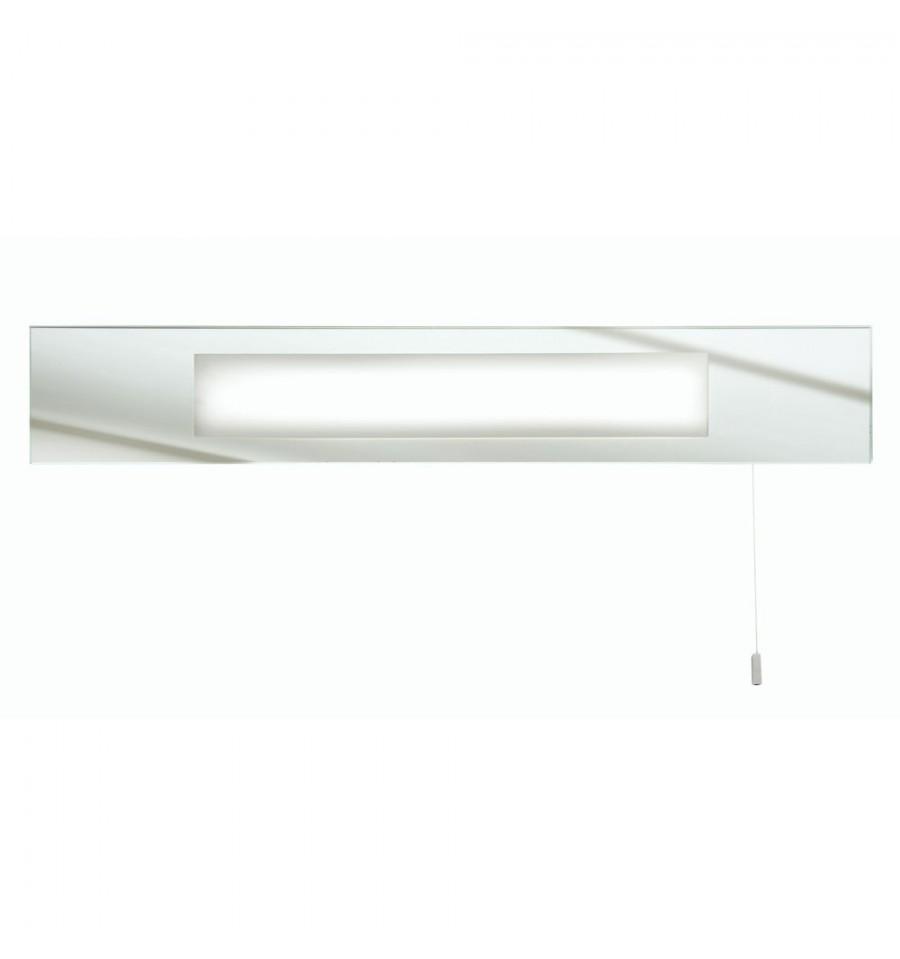 Chrome bathroom shaver light hegarty lighting ltd chrome bathroom shaver light aloadofball Images